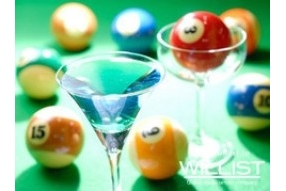 "Billiards&CafeBar""Cueyu Club SHINTENCHI"""